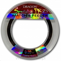 Żyłka Dragon Specialist Match & Feeder 300m